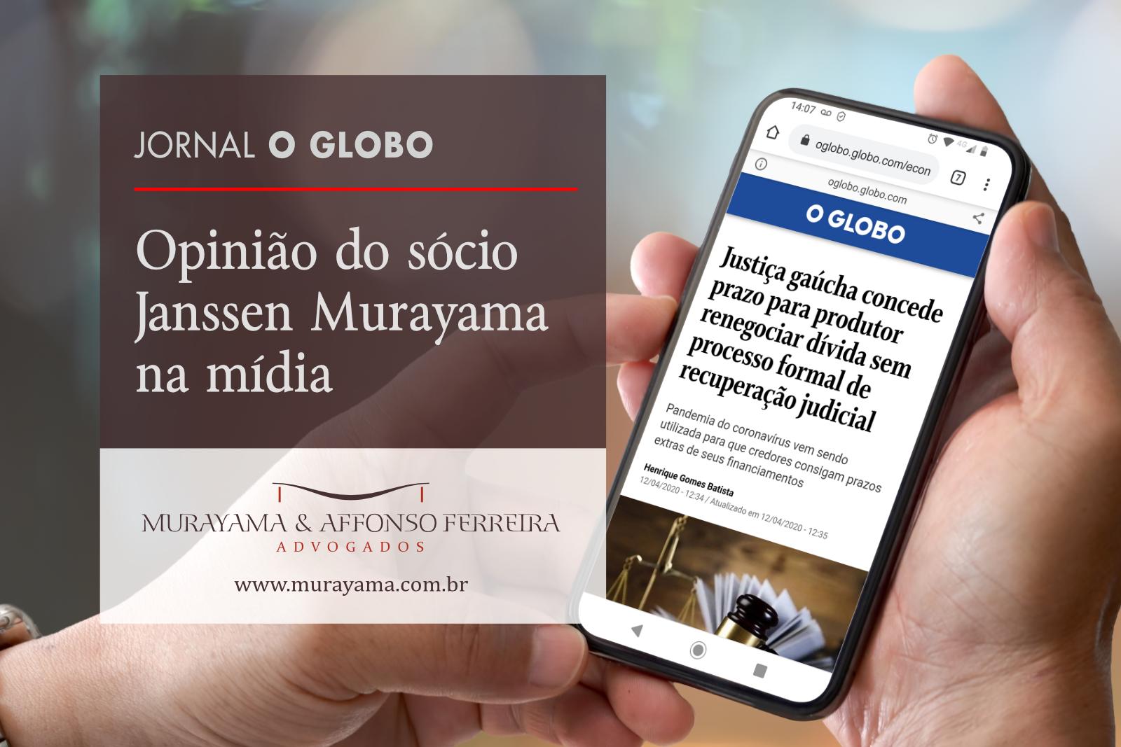 Justiça gaúcha concede prazo para produtor renegociar dívida sem processo formal de recuperação judicial