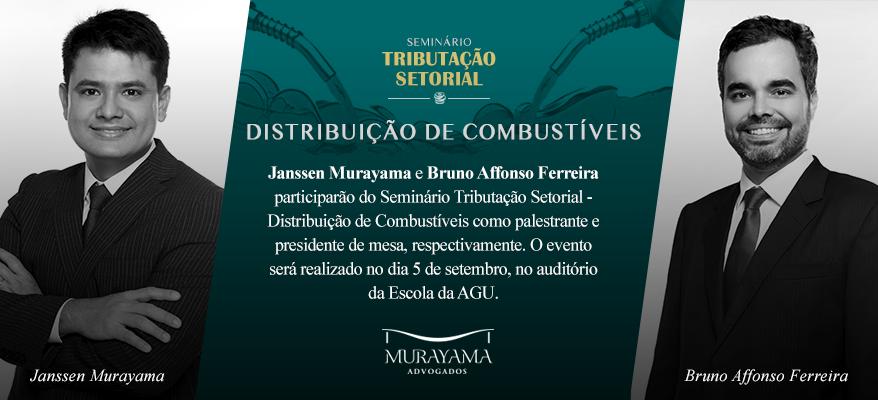 Seminário Tributação Setorial – Distribuição de Combustíveis